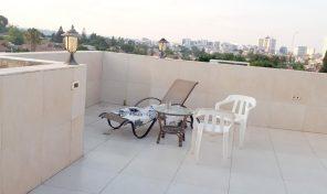 דירת גג מדהימה ושווה 4.5 חדרים
