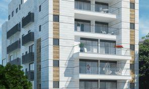 דירת 5 חדרים – חדשה במרכז רעננה