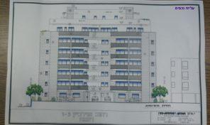 דירת 4 חדרים חדשה במערב רעננה
