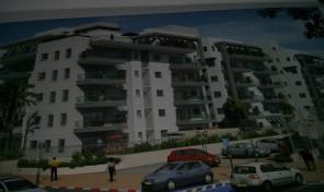 בפרוייקט יוקרתי דירת גג עם מרפסת ענקית