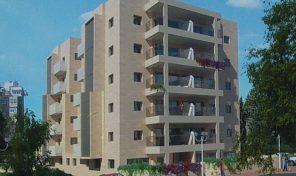 דירת 5.5 חדרים עם גינה במרכז רעננה