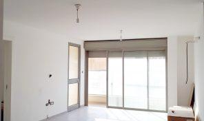 דירת 4 חדרים כחדשה במערב רעננה