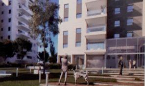 דירת גן חדשה במרכז רעננה