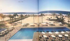 פרוייקט יוקרה על חוף הים בנתניה