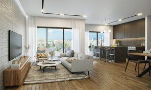 דירת 5 חד גדולה במרכז רעננה