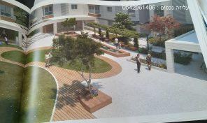 דירת 4 חדרים חדשה ויוקרתית במרכז רעננה